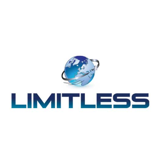 עיצוב לוגו קמעונות Limitless