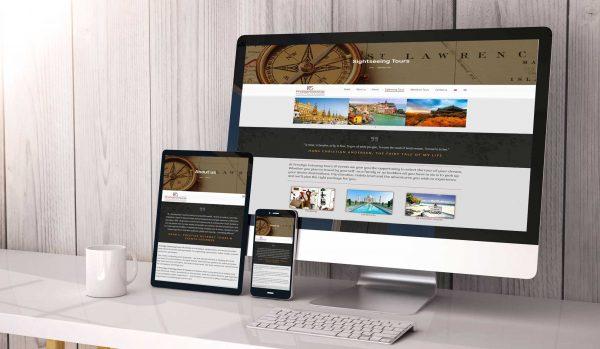מעוף עיצובים-עיצוב ובניית אתר תיירות prestige-getaway